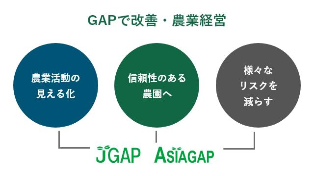 GAP指導図